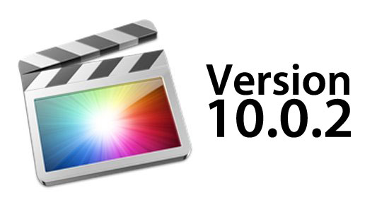 Apple Updates FCP X to 10.0.2