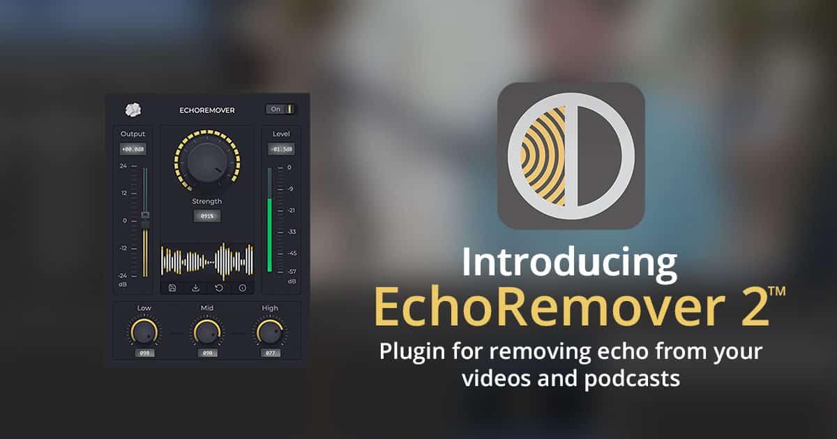 Echoremover 2 Remove Echo From Your Audio Crumplepop