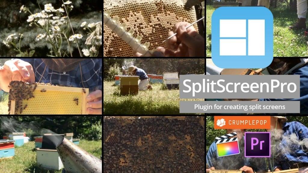 SplitScreen Pro is Here | CrumplePop