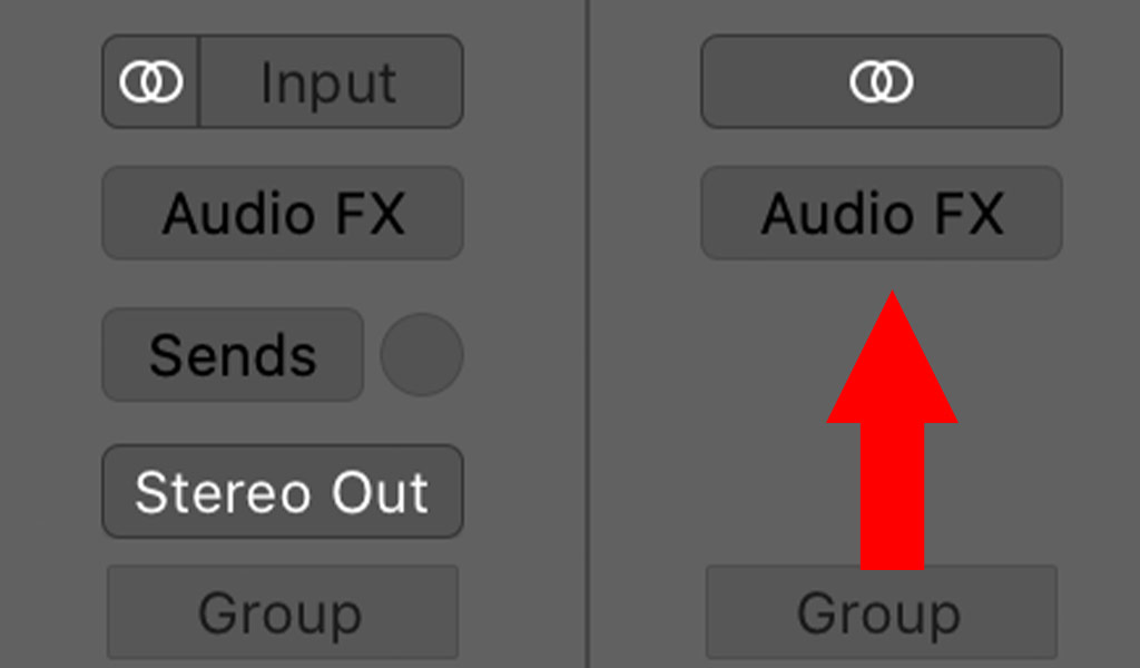 Select Audio FX in Premiere, then select Audio Units and CrumplePop